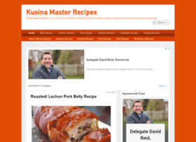 kusinamasterrecipes.com
