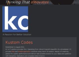kustomcodes.com