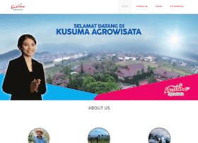 kusuma-agrowisata.com