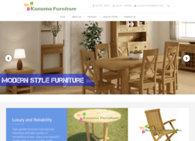 kusuma-furniture.com