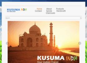 kusumaindia.com