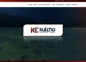 kutcho.ca
