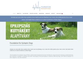 kutyaepilepszia.hu