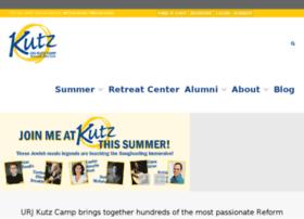 kutz.urjcamps.org