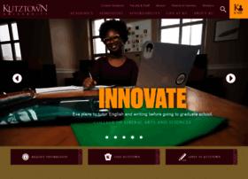 kutztown.edu