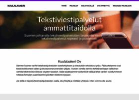 kuulalaakeri.fi