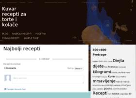 kuvarrecepti.com