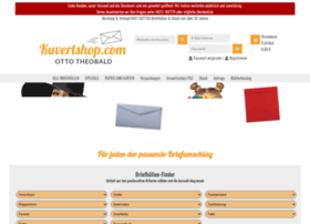 kuvertshop.com