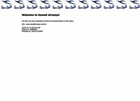 kuwaitairways.com