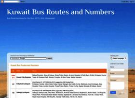 kuwaitbus.blogspot.com