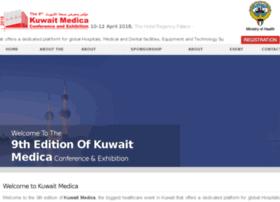 kuwaitmedica.com