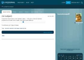 kuznetzovaadlf.livejournal.com
