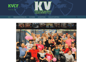 kvcrossfit.com