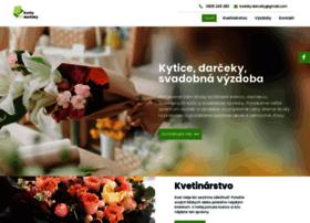 kvety-darceky.sk