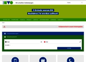 kvg-bus.de