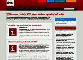 kvg-kiel.de