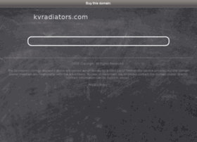 kvradiators.com