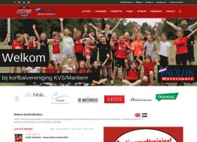 kvs-korfbal.nl