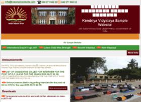 kvsamplewebsite.com
