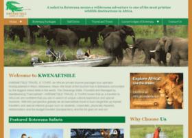 kwenaetsilesafari.com