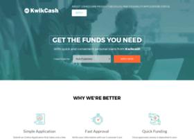 kwikcashonline.com