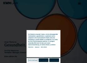 kwm-rechtsanwaelte.de