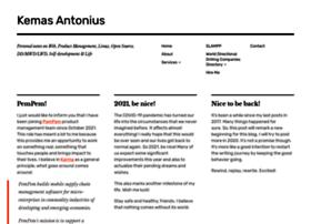 Kyantonius.com