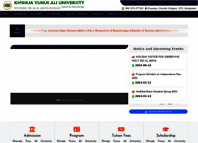 kyau.edu.bd