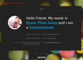 kyawthanaung.com