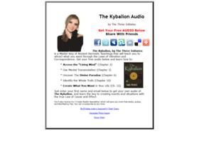 kybalionaudio.com