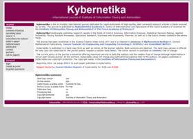 kybernetika.cz