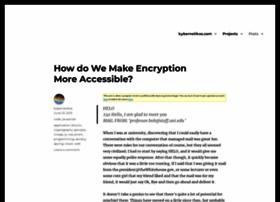 kybernetikos.com