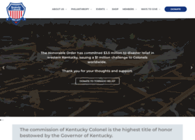 kycolonels.org