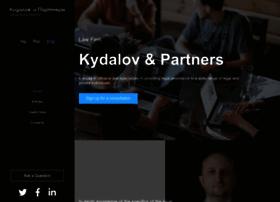 kydalov-partners.com