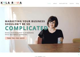 kylaroma.com