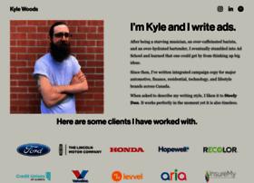 kyleewoods.com