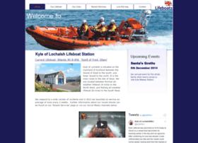kylelifeboat.co.uk