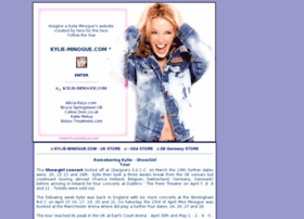 kylie-minogue.com