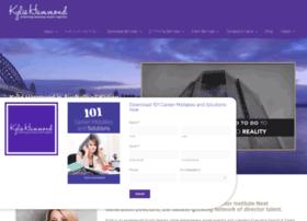 kyliehammond.com.au