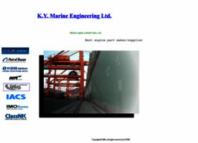 kymarine.com