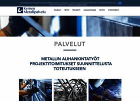 kymenmetallipalvelu.fi