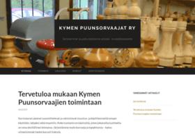 kymenpuunsorvaajat.fi