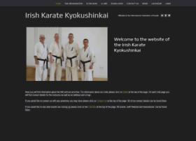kyokushinireland.com