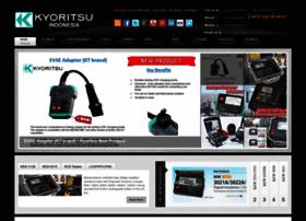 kyoritsu-indonesia.com