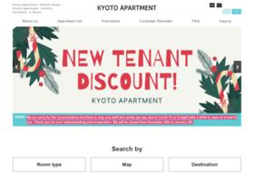 kyoto-apartment.com