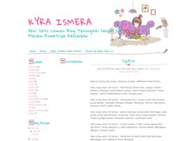 kyraismera.blogspot.com