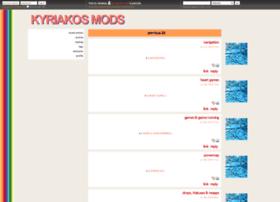 kyriakosmods.dreamwidth.org