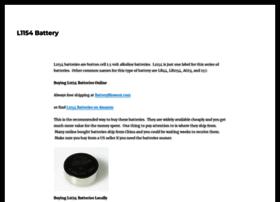 l1154battery.net