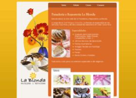la-blonda.com