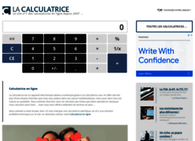 la-calculatrice.com